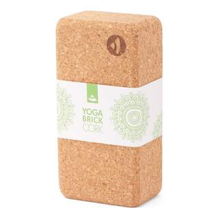 Yoga CORK BRICK, standard 220 x 110 x 70 mm