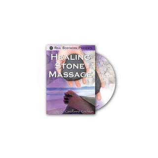 DVD Healing stone massage I