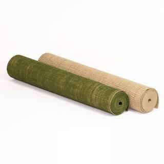 Yogamåtte JUTE PRO 4mm, 183x60cm