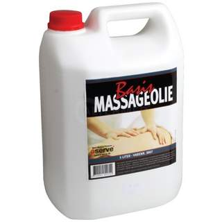 Massageolie 5L