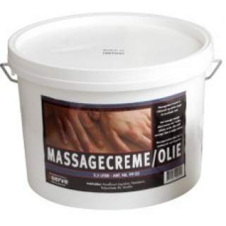 Massageolie/creme 10L