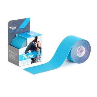 Tmax Kinesiologi Tape Synthetic - Blå 5m x 5cm