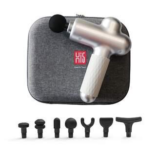 Massagepistol - Hi5 Sportster med 7 hoveder