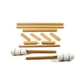 VULSINI 12 stk. Bamboo Stick Set