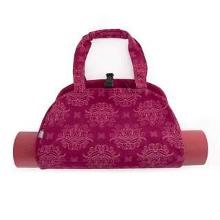 "Yoga taske, NAMASTÉ - ""Lotus"", bær | Maharaja Collection"