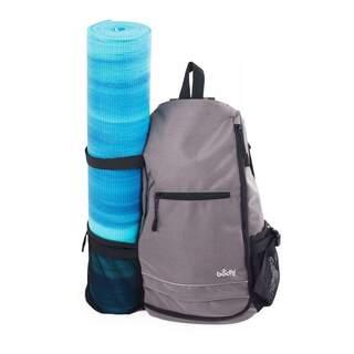 Yoga rygsæk Trikonasana med mange lommer