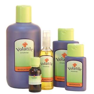 Volatile - Massageolie Solens Varme